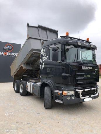 Scania R 500 - 6x4 - Basculante