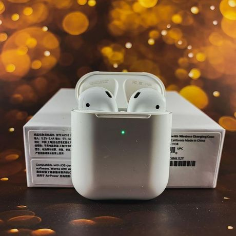 AirPods 2 (LUX 1:1)