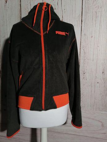 Bluza sportowa rozpinana z kapturem Puma S