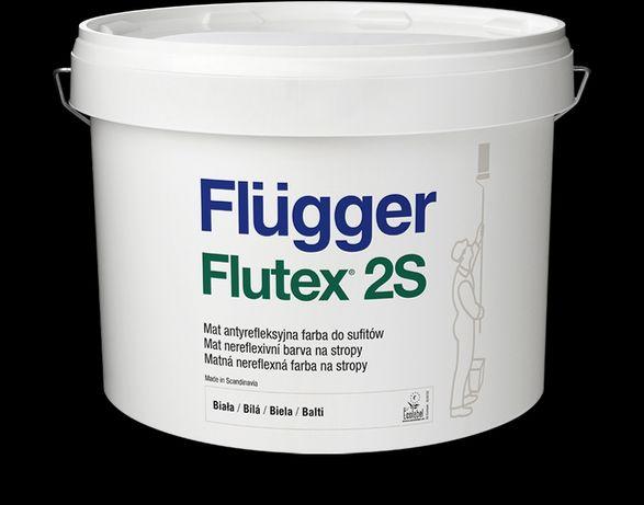 Farba Flugger flutex 2s - 10 Litrów