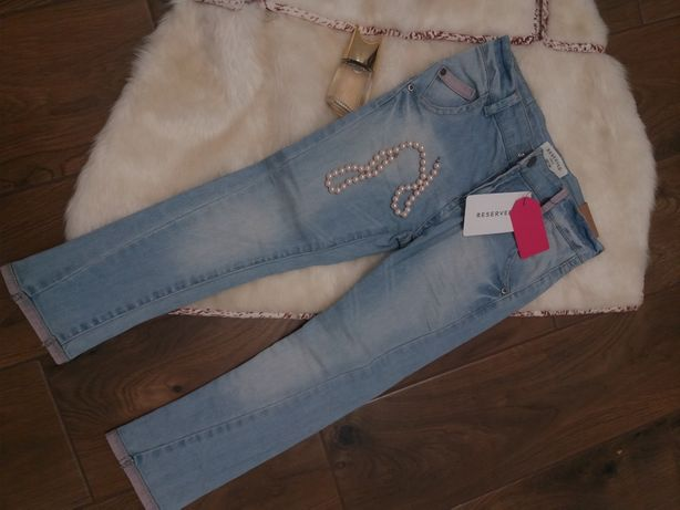 boyfriend spodnie jeans
