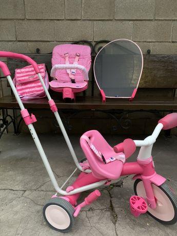 Велосипед коляска Chicco