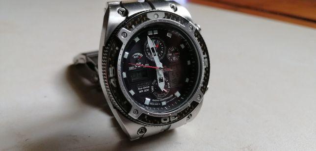 CITIZEN - diver - U600 zegarek - skyhawk