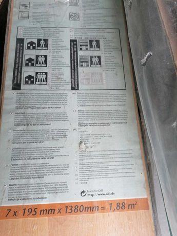 Panele podłogowe tanio