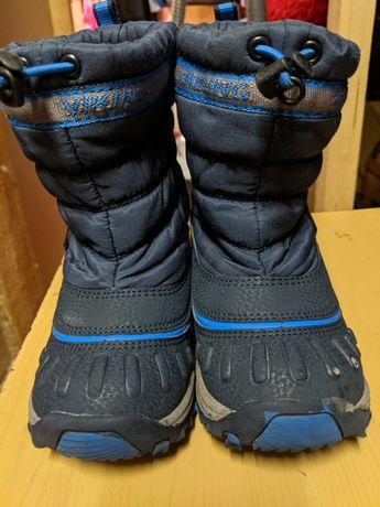 Viking gore tex зимние термо ботинки