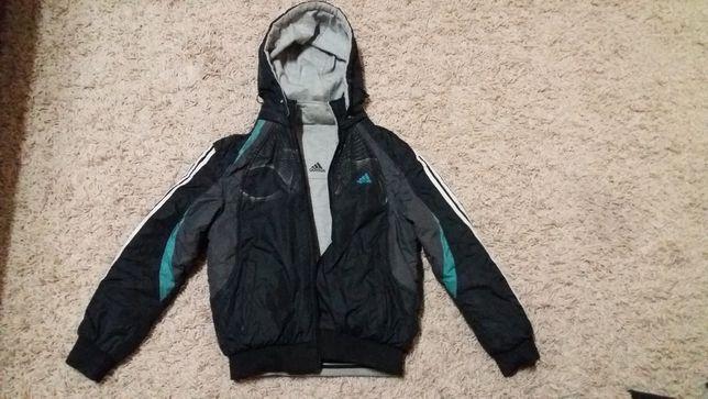 Куртка двухсторонняя на подростка