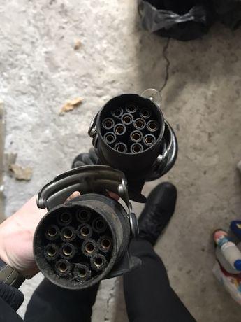 Кабель спиральный ABS (15-ти контактный)