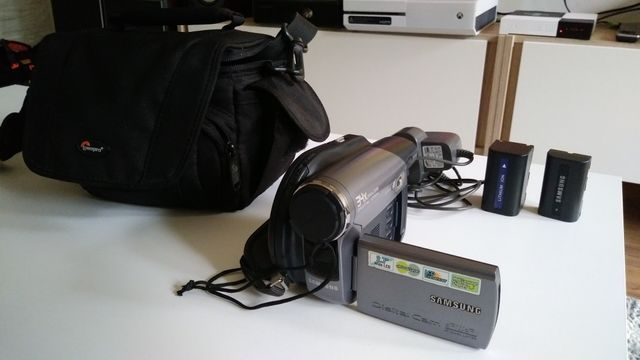 Kamera Samsung VP-DC171W