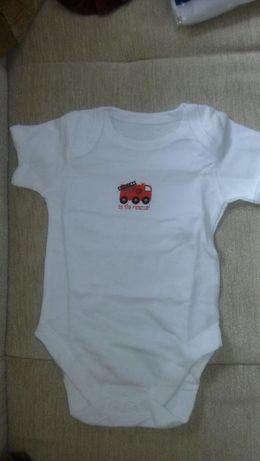 Body niemowlęce 4 pak Early Days - nowe