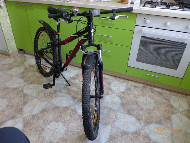 Велосипед specialized hotrock 24 колеса