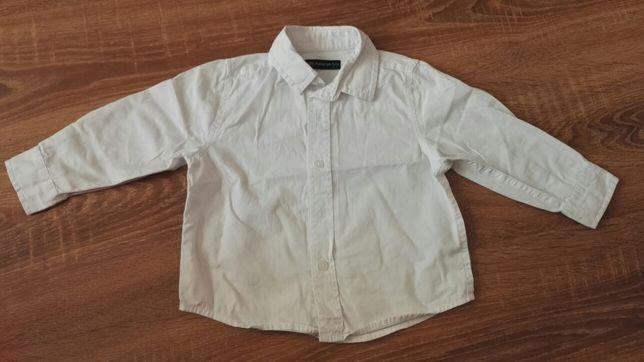 Biała koszula rozm. 80