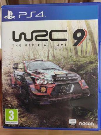 Wrc 9 WRC) ps4 e dá ps4 como novo troca retoma