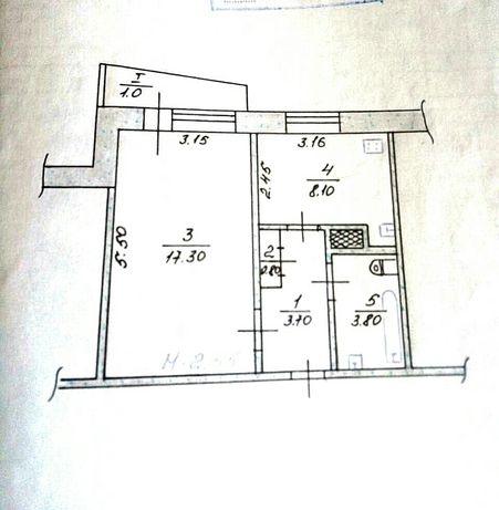 Продаю 1 комнатную квартиру на Николаевском шоссе