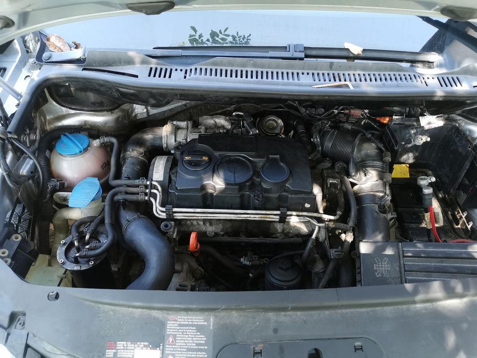 Silnik VW 2,0 TDI BMM Turan golf Leon Stalowa Wola - image 1