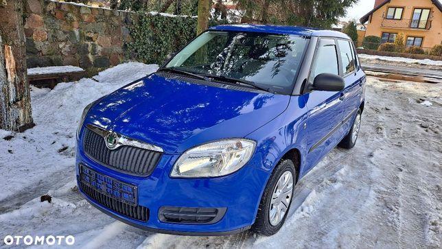 Škoda Fabia Sprowadzona z Niemiec, książka serwisowa, bezwypadkowa