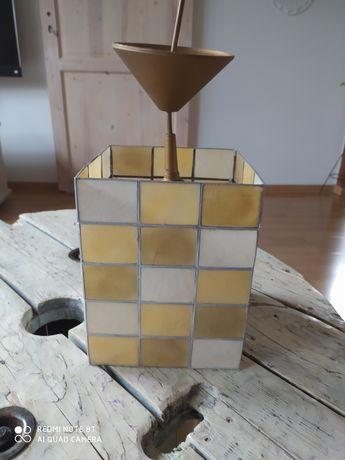 Lampa wisząca, mozaika