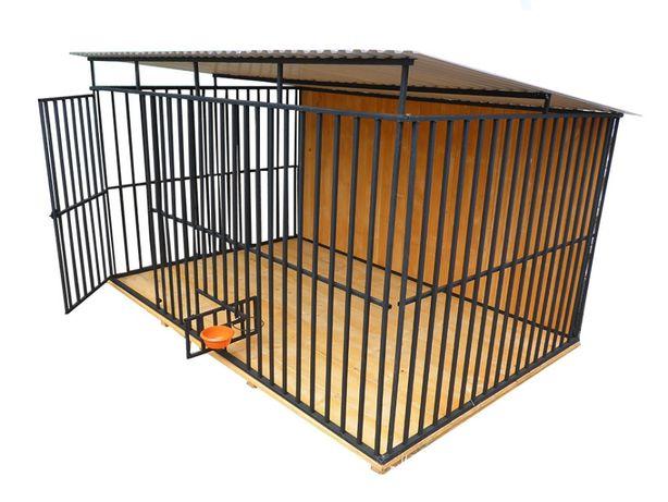 Kojec dla psa 3x2 ocynkowany Boks Kojce dla dużych psów Różne wymiary