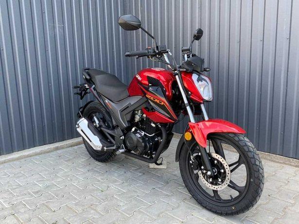 Новый мотоцикл Lifan JR200 ARTMOTO