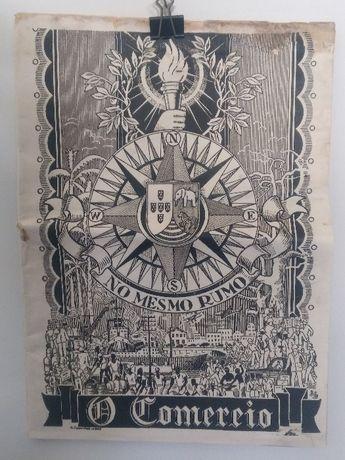 Jornais antigos originais