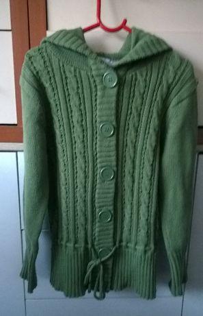 Sweter dziewczęcy 8 lat