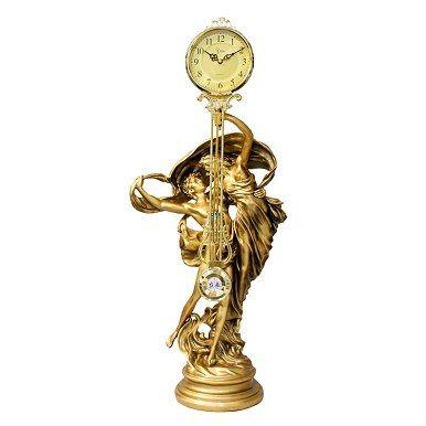 часы с маятником каминные Jibo