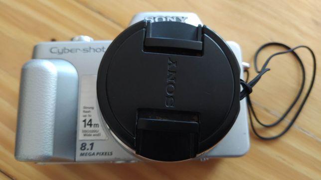 Aparat Sony DSC-H3; 8,1 Mpix