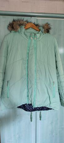 Зимняя курточка для беременных To Be демисезонная осень весна куртка