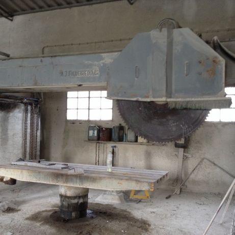 Máquina de cortar pedra automática - Grandes dimensões