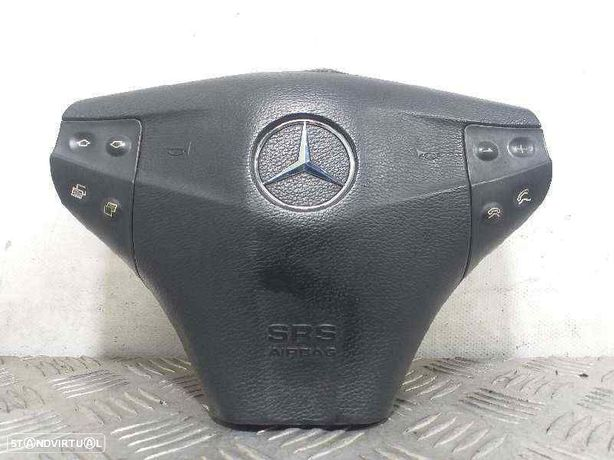 AQ1222400397  Airbag do condutor MERCEDES-BENZ C-CLASS Coupe (CL203) C 220 CDI (203.706) OM 611.962