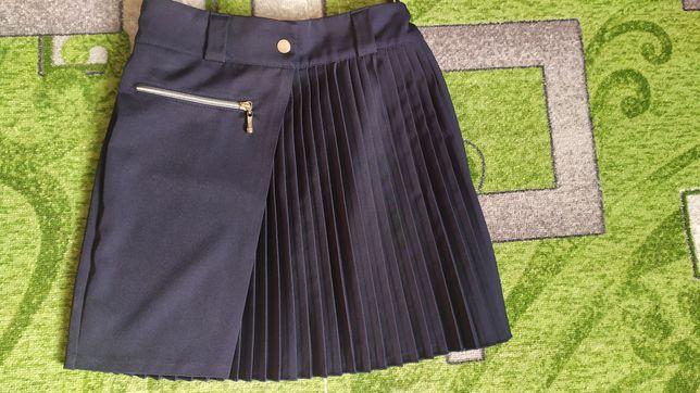 Школьная юбка размер 152