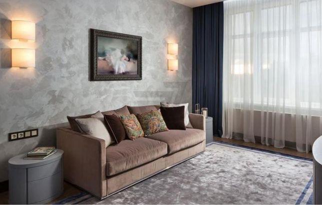 Вельвет, Оточенто, Китайский шелк, бетон, декоративный кирпич