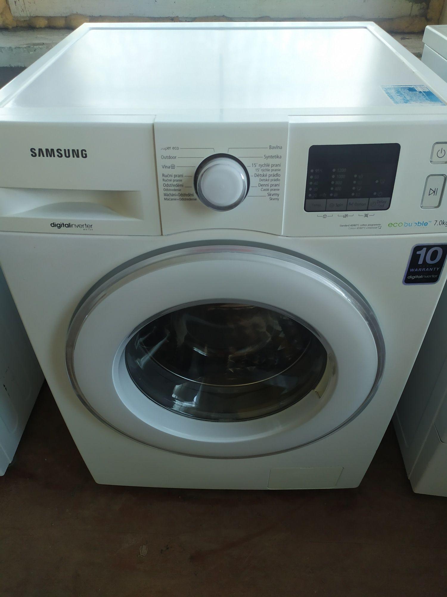 Пральна машина Samsung 7 кг