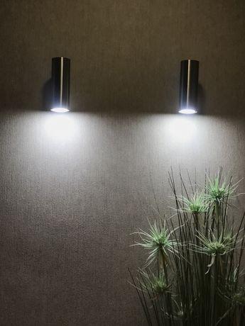 Светильники подвесные, настенные