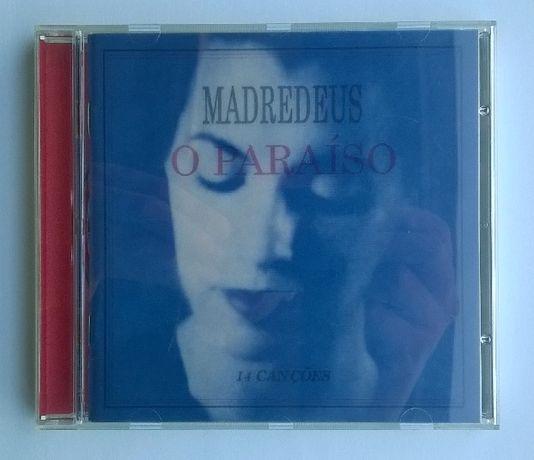 CD Madredeus - O Paraíso