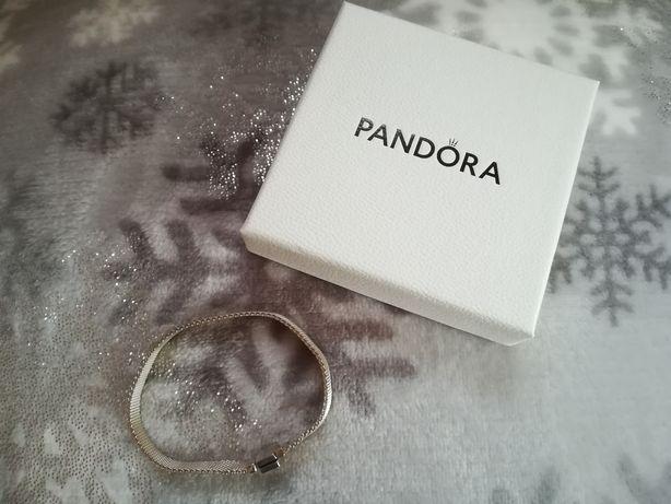 Bransoletka Pandora Reflexions rozmiar 17 oryginalna