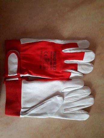 Rękawiczki Hand Flex z naturalnej koziej skóry.