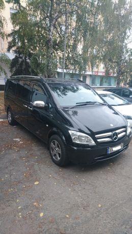 Продам Mercedes Vito 639, 2012 г., Extr.long, ориг.пасс.