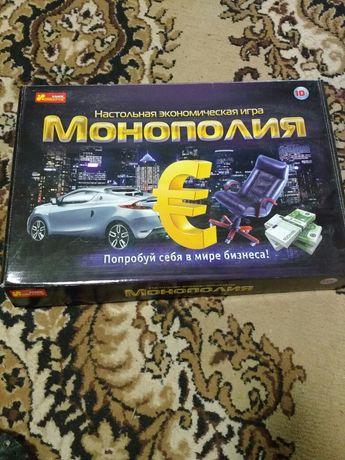 Монополия игра.Продам