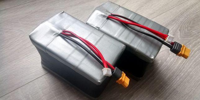 Akumulatory-Baterie 12v-24 Ah li-ion, do łódki zanętowej.