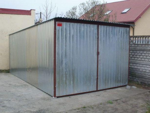Garaz / Pakamera na budowe
