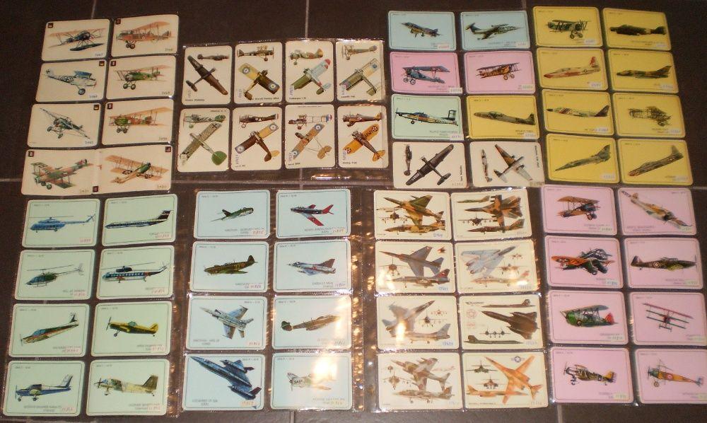 Calendários Bolso Tema Aviação Aviões da Década 80 Évora - imagem 1
