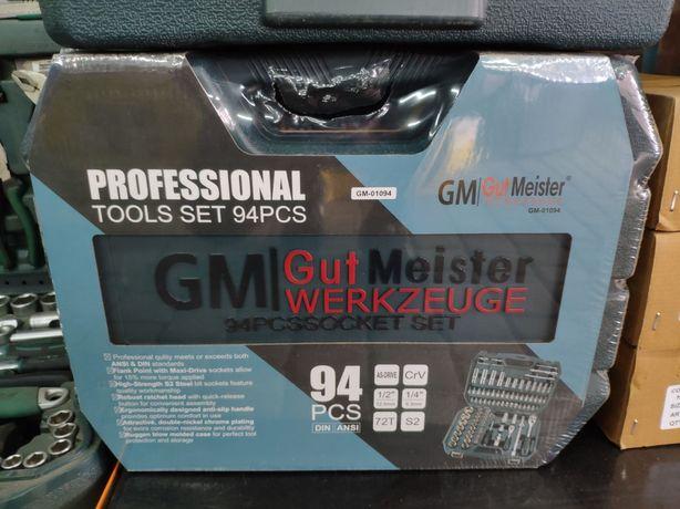 Набор инструмента Gut Maister 94 Новая премиум линейка от MANNESMANN