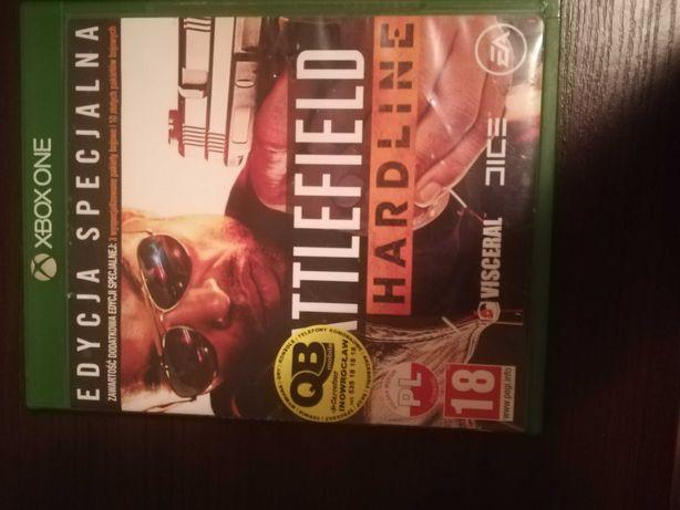Battlefield Hardline edycja specjalna XBOX One