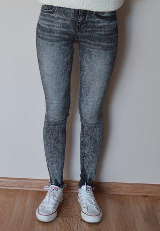 Jeansy Zara rozmiar 34