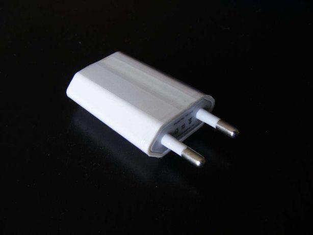 NOVO - Carregador / Adaptador de Corrente USB