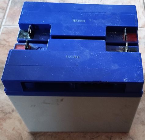 Akumulator żelowy ULTRACELL 12V 18AH alarm UPS
