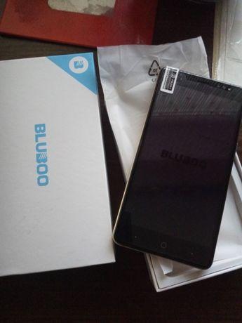 telefon Bluboo d1 5cali 2/16gb android 7 +smartwatch kolor złoty