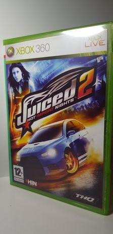 Juiced 2 Hot Import Nights na Xbox 360