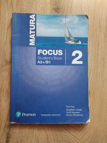 Matura Focus 2 podręcznik