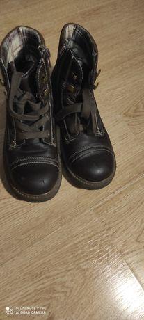 Ботинки сапоги весна-осень, для мальчика, р 33, 20,5см. стелька